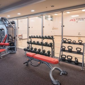 TGM Anchor Point Marina Apartments Fitness Gym 3