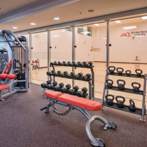 TGM Anchor Point Marina Apartments Fitness Gym 5