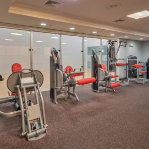 TGM Anchor Point Marina Apartments Fitness Gym 6