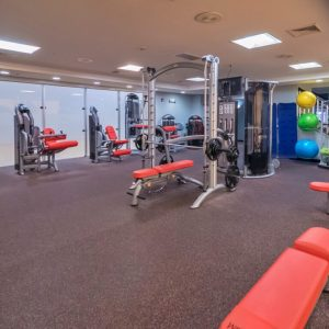 TGM Anchor Point Marina Apartments Fitness Gym 7
