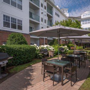 TGM Anchor Point Marina Apartments Patios or Balcony